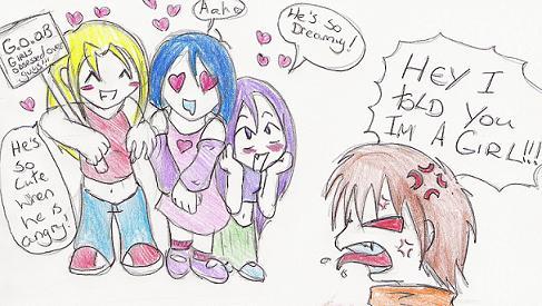 damn confused fan girls! by dj_gamer_girl