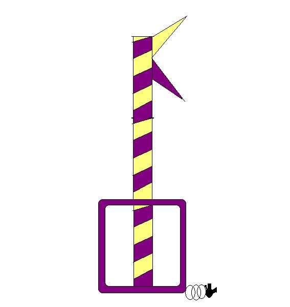 Twilight's Scythe Keyblade by dragonknight