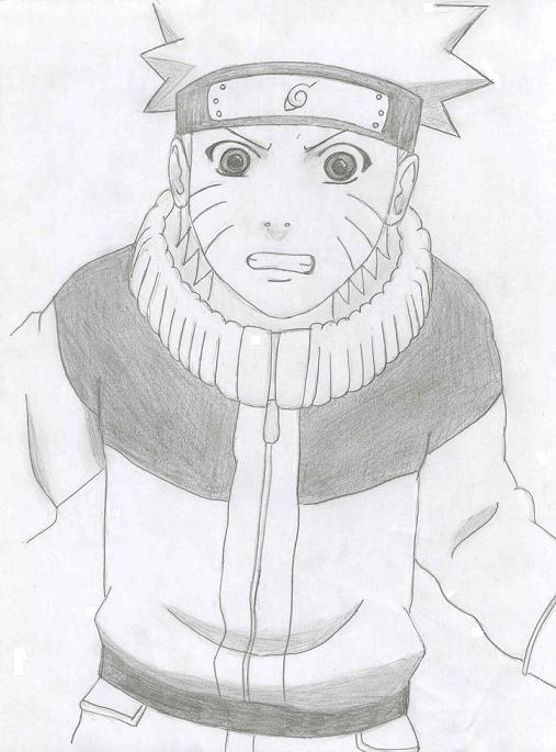 Naruto by dragonmaniac25