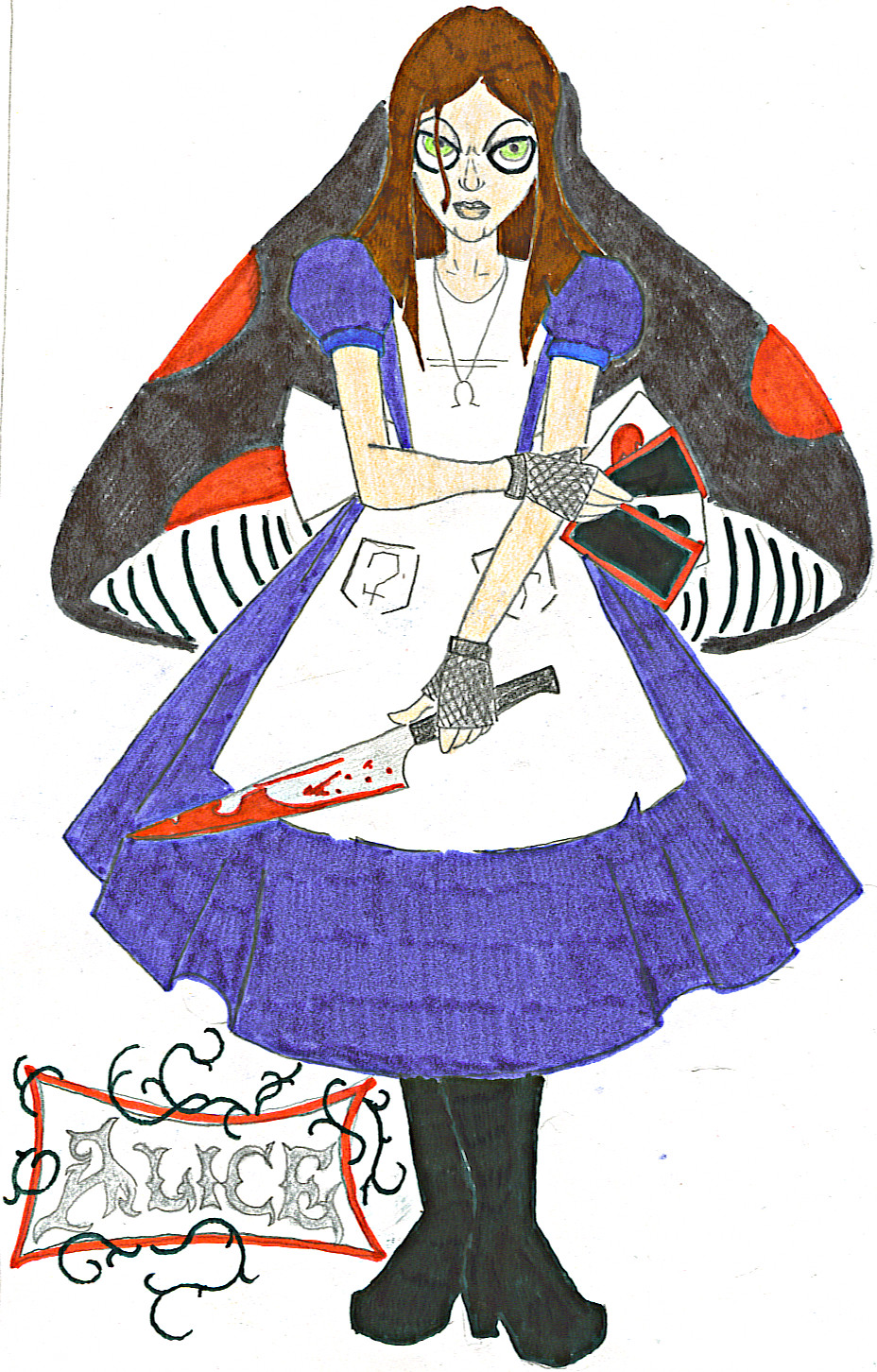American Mcgee's Alice by dwcrawfordjr