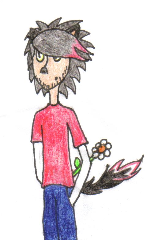 new character by EdgarRocks