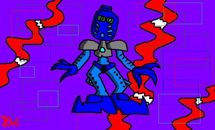 Blue Onua ~*HeadMarine RQ*~ by Edge14