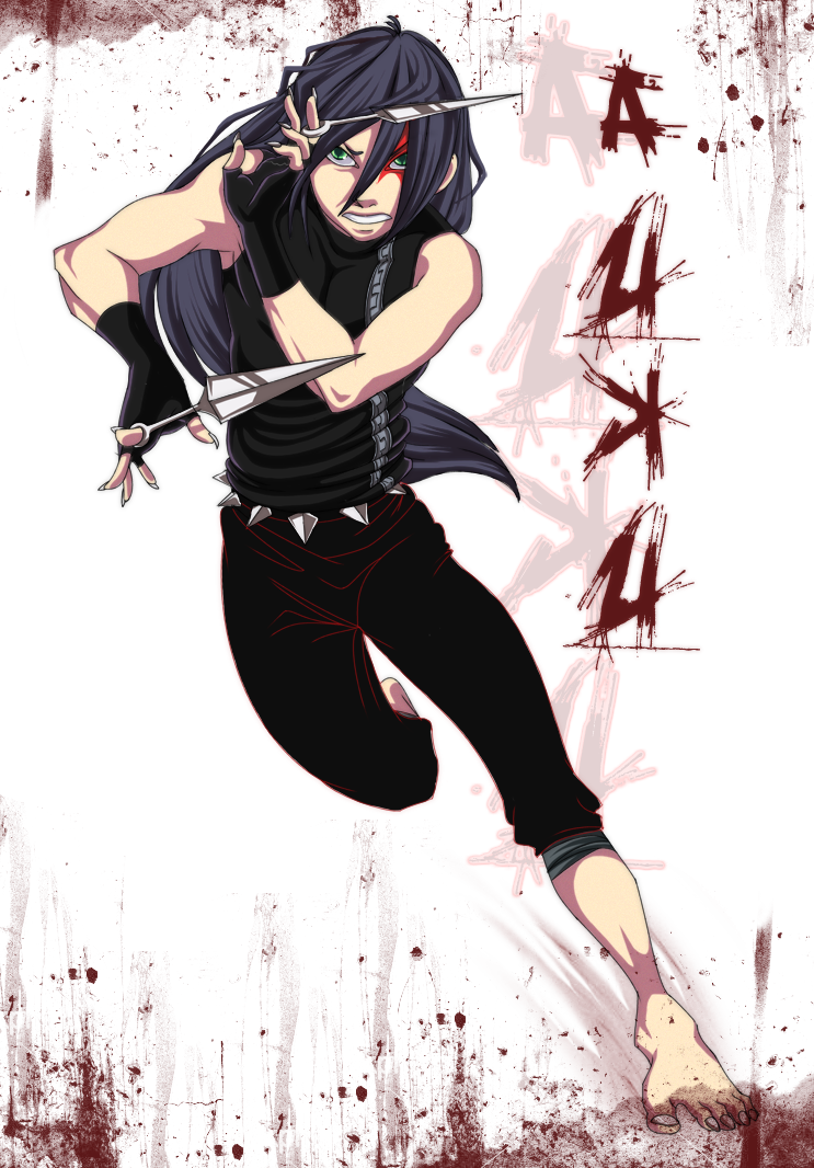 Auku Ninja by Eevee1