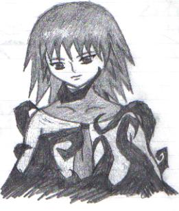 Cute little evil Riku by Emeraldwolf