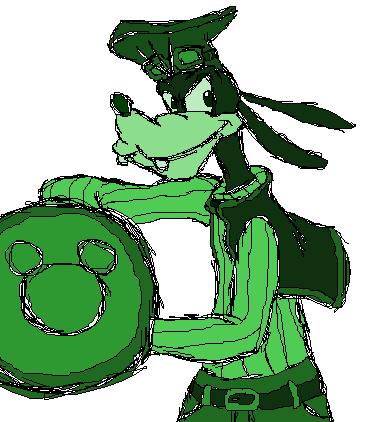 Greenscale by Emeraldwolf