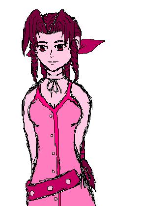 Pinkscale by Emeraldwolf