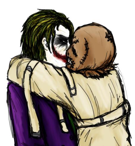 Jokercrow SLASH by Emeraldwolf