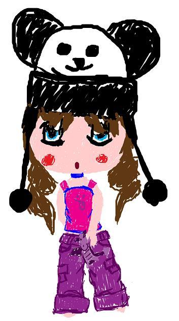 Emi-Chan Self Portrait by EmiKoizumi