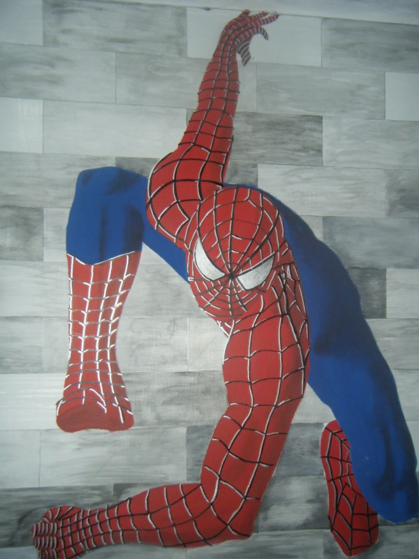 Spiderman by EniagmaticSoldier