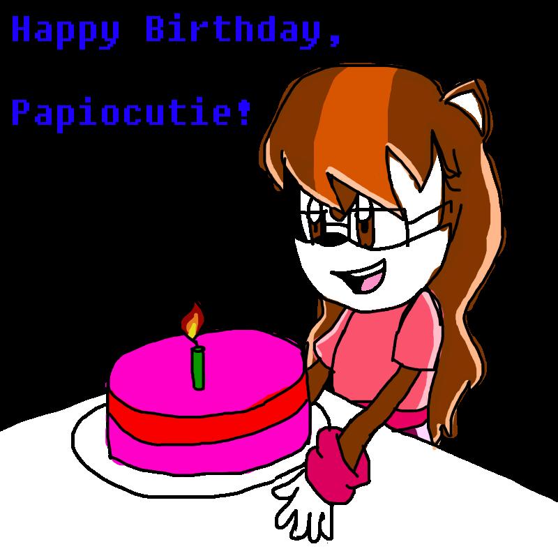 Happy Birthday! by EpicSeaBreezeMaster