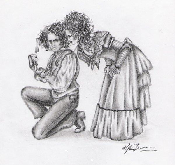 Sweeney Todd by Eriks_Girl