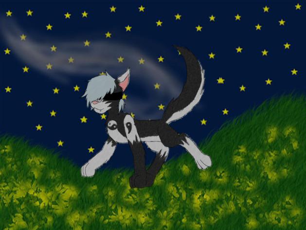 Riku Kitty by EternalDarknessWaitsForDawn