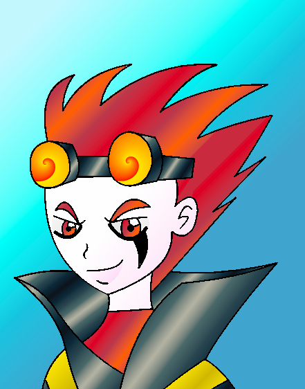 XS Jack Spicer by EvilGothGirl