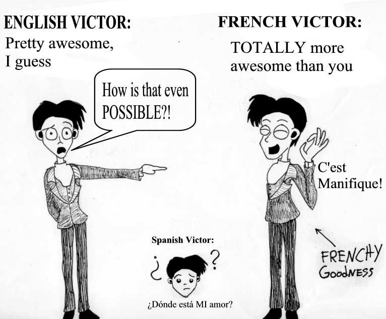 French vs. English by Evil_Hopscotch