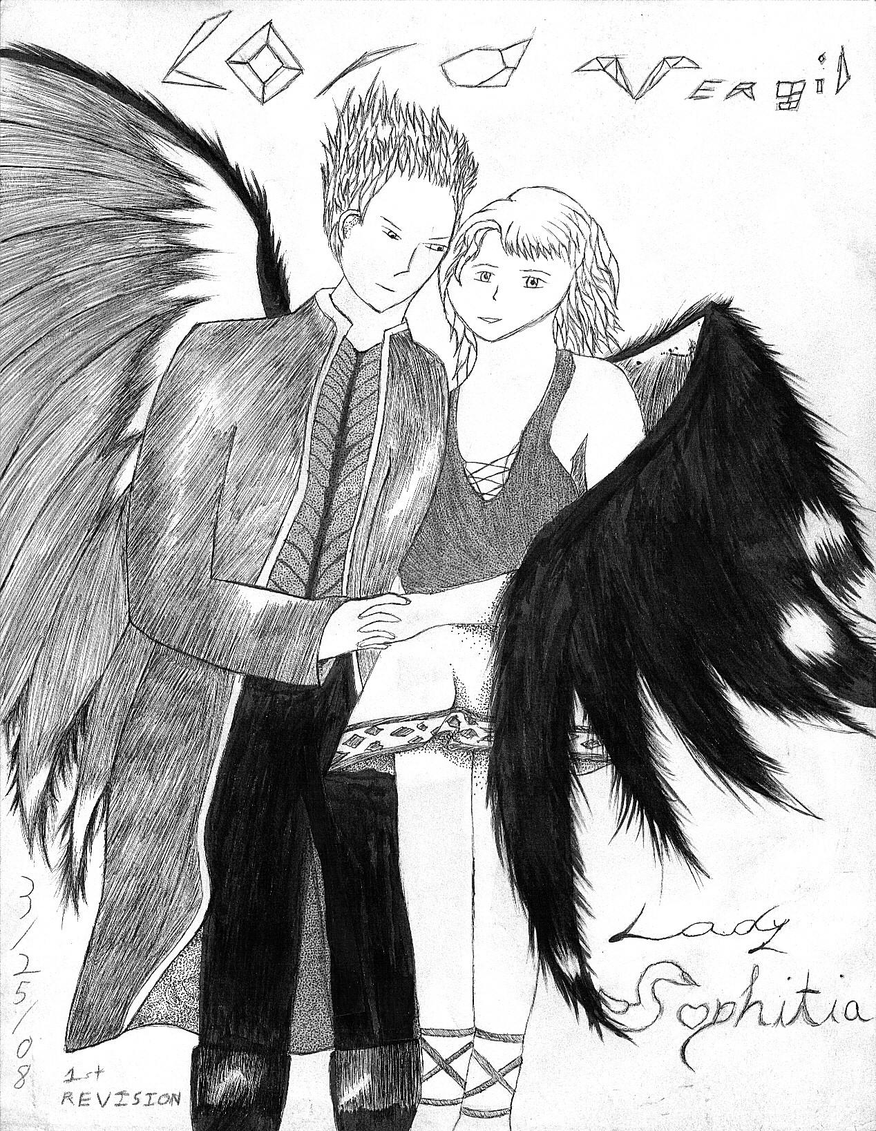 Vergil & Sophitia by Evil_Xero