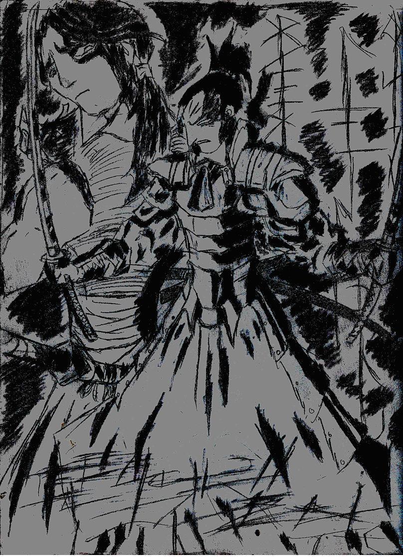 tatsumaru's enemy by Ezeta-the-Hammeth