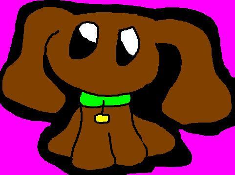 Doggy by echidnafreak