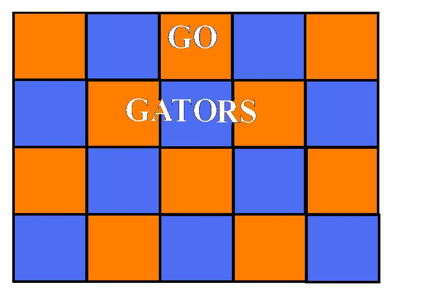 go gators! by elvisfan123