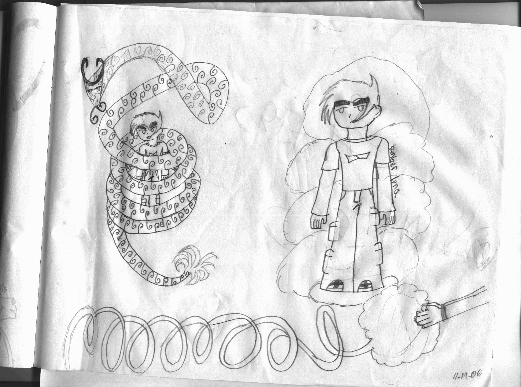 Raimundo by ember-luna