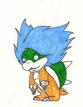 chibi ludwig by emi_red