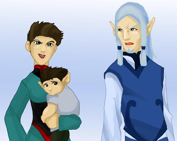 Botta's Family by emif