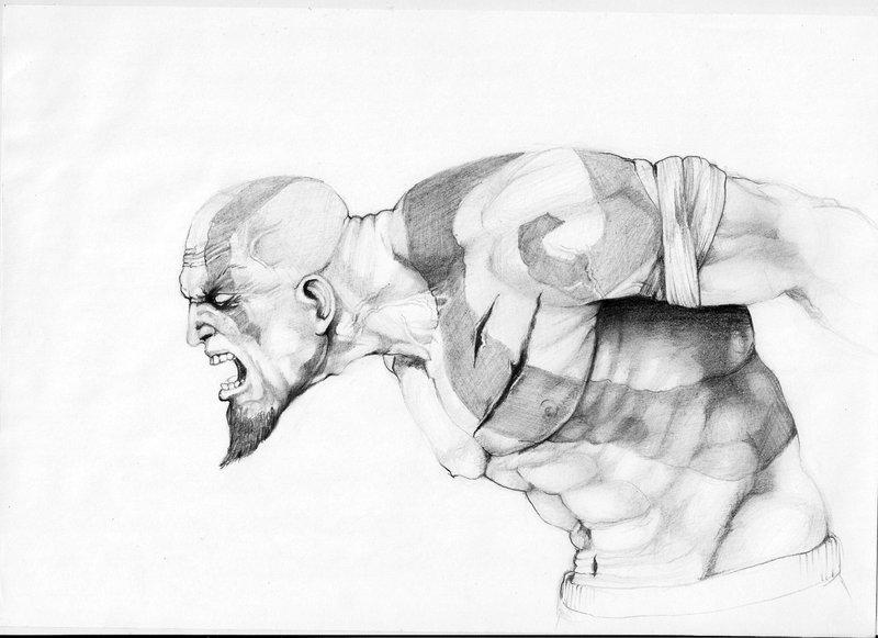 kratos by ersin