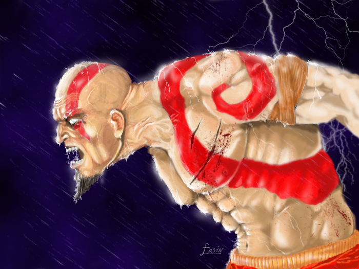 kratos by ersin