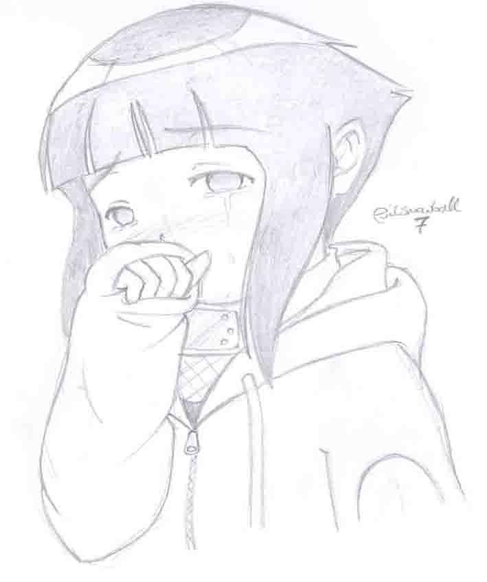 hinata shy by evilsnowball7