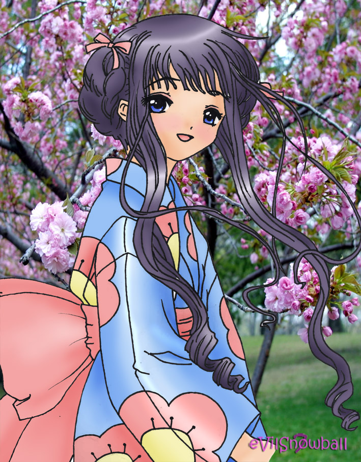 tomoyo by evilsnowball7