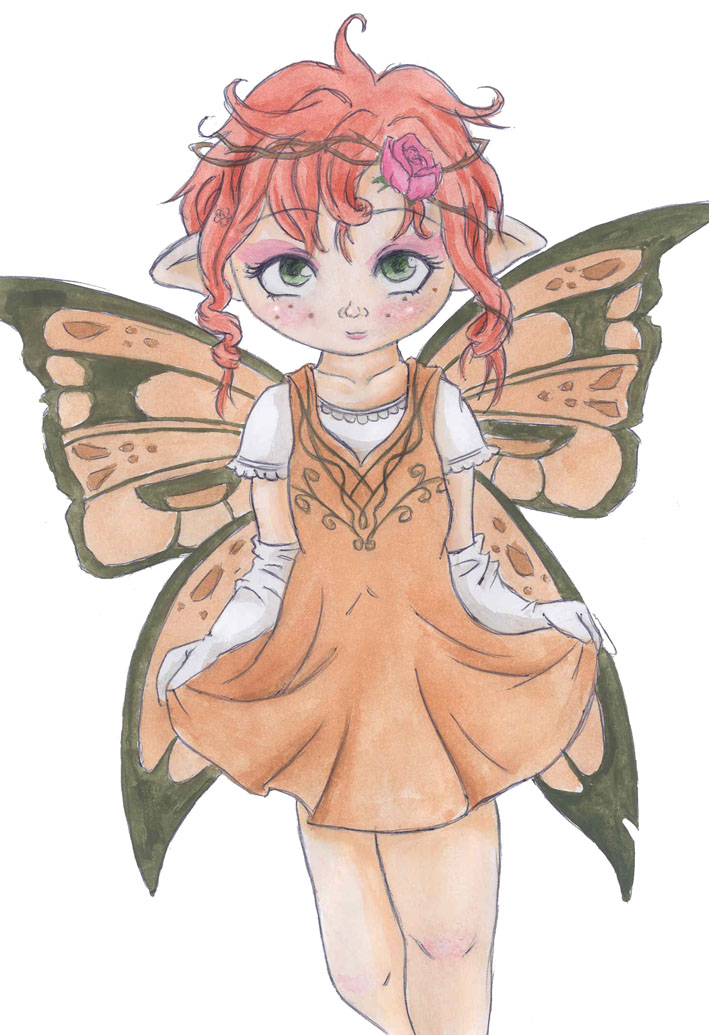 pixie chich by evilsnowball7