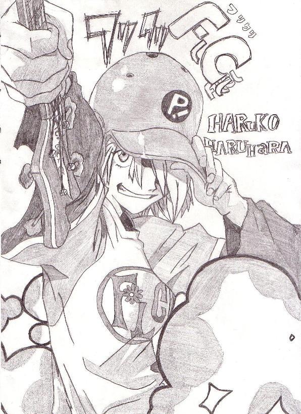 Haruko by F00lyC00ly_4zn