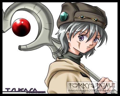 Tsukasa by FA_Forky