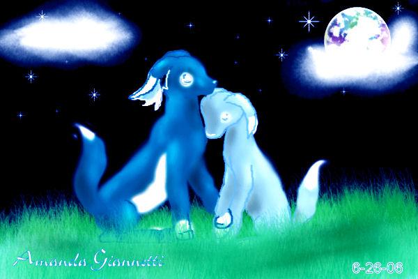 Moonlight Love by Fairygurl27