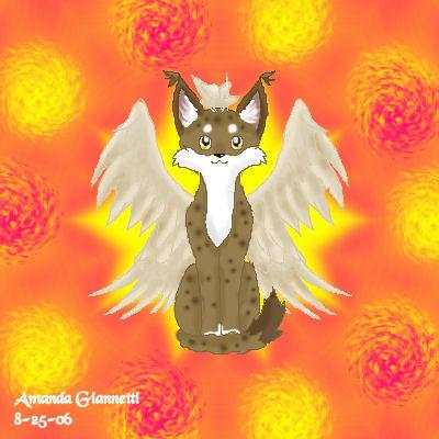 Takami the Caelum by Fairygurl27