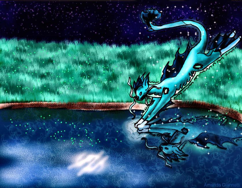 Aquatic Creature by Fairygurl27