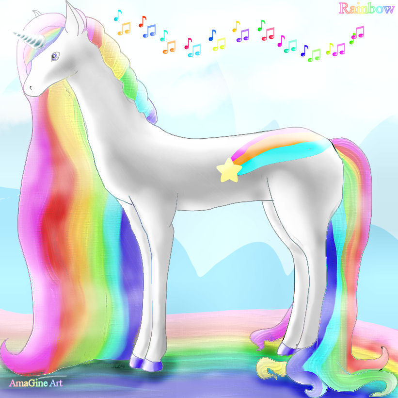 Rainbow by Fairygurl27