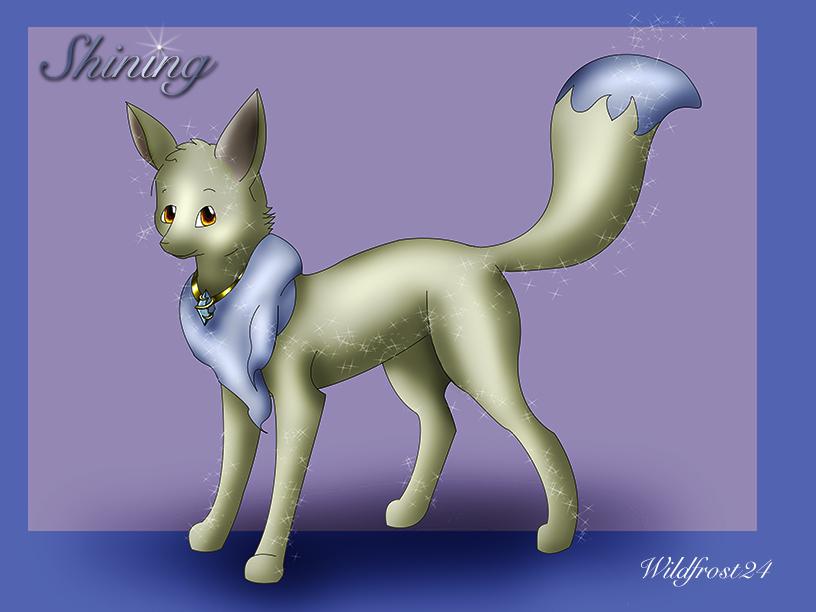 Shining by Fairygurl27