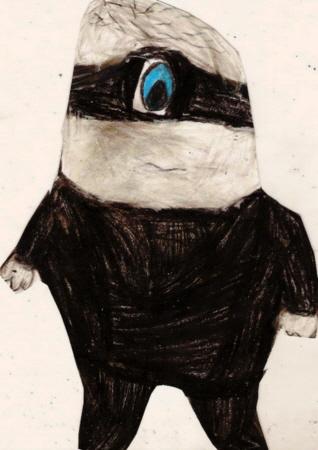 Darkman Minion? I Dunno by Falconlobo