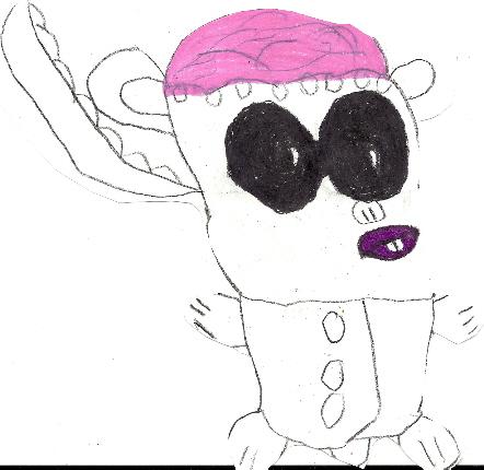 Finkelstein Hamster by Falconlobo