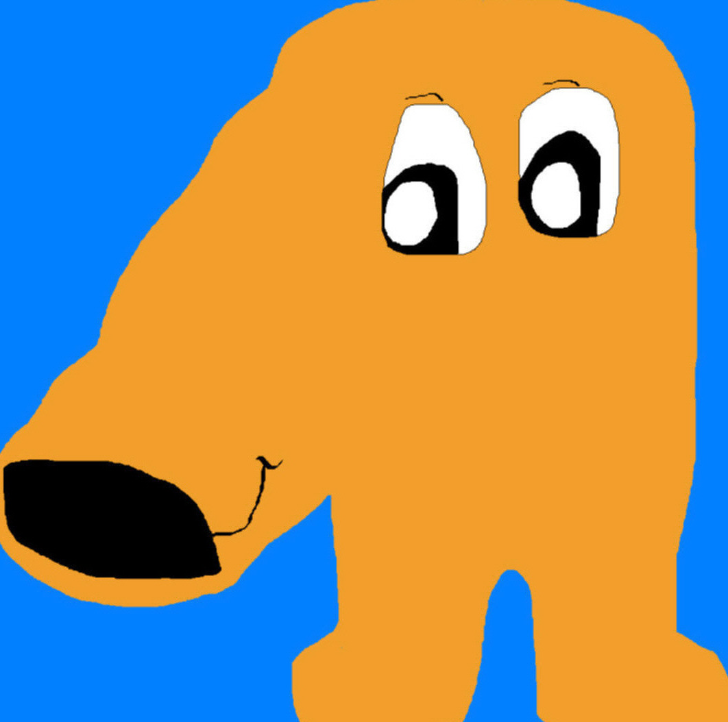 Random Qbert MS Paint by Falconlobo