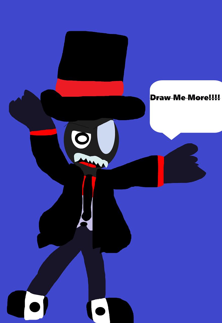 Draw Me More!!! by Falconlobo
