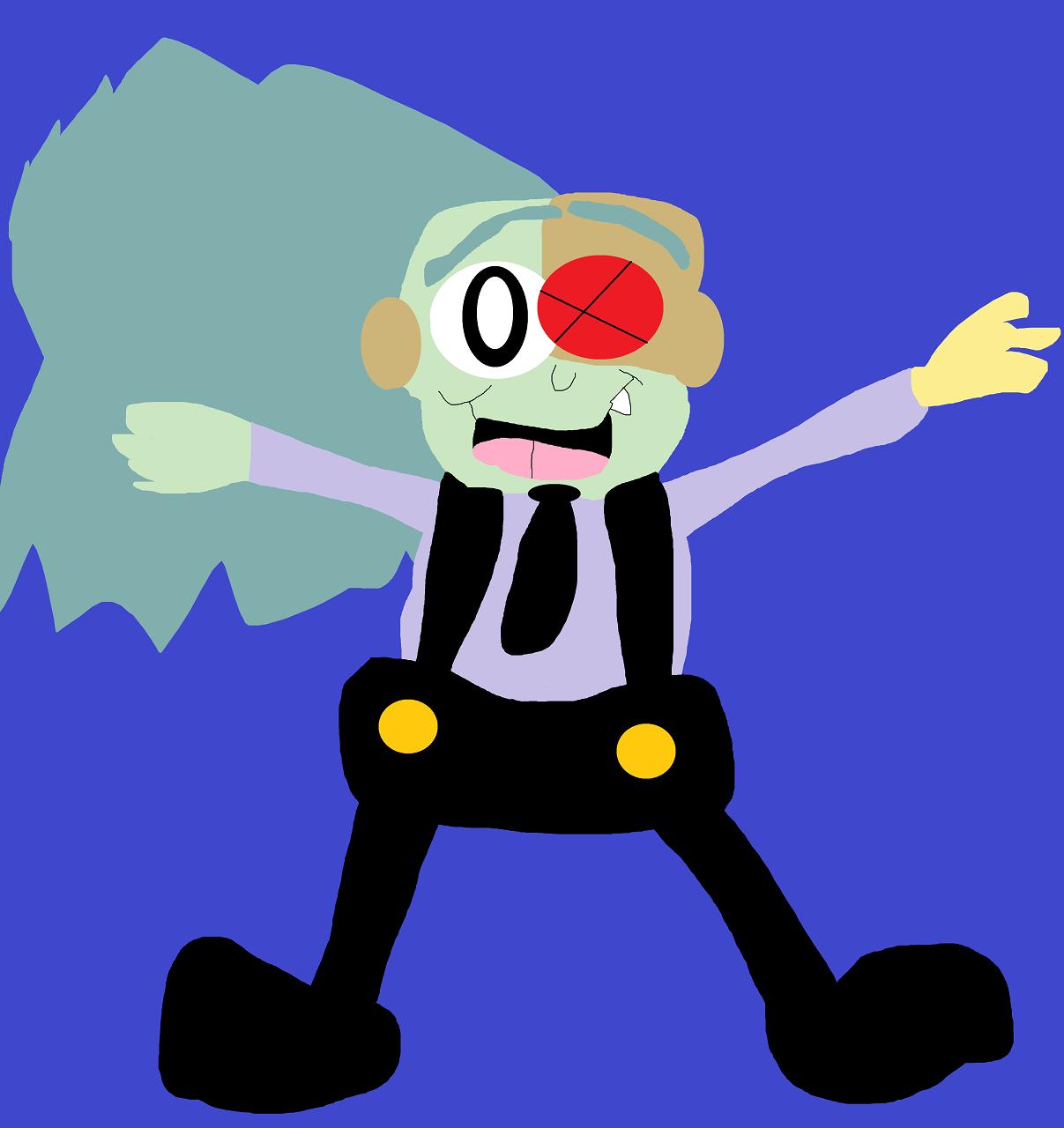 Random Cute Toony Boxman by Falconlobo
