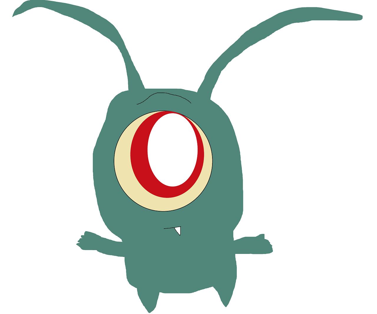 Random Plankton Cheeb by Falconlobo