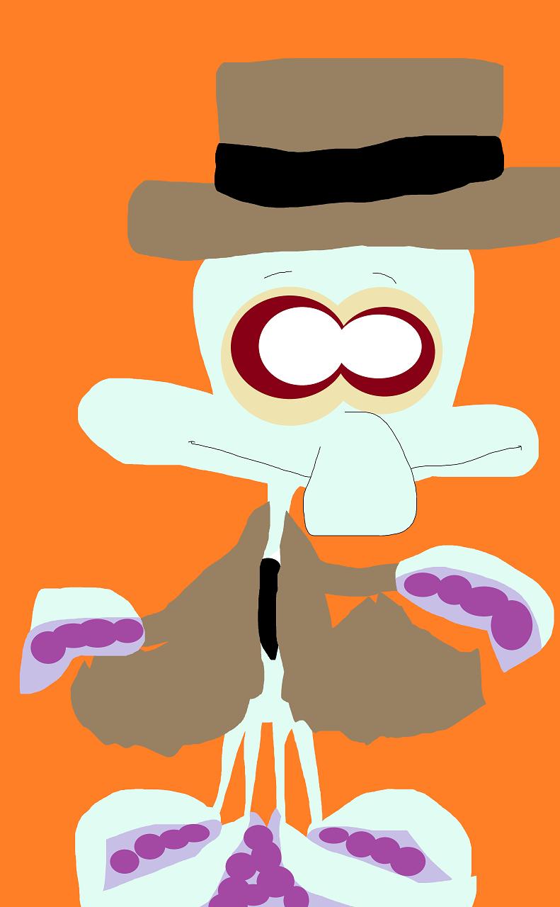 Just A Random SquidNoir by Falconlobo