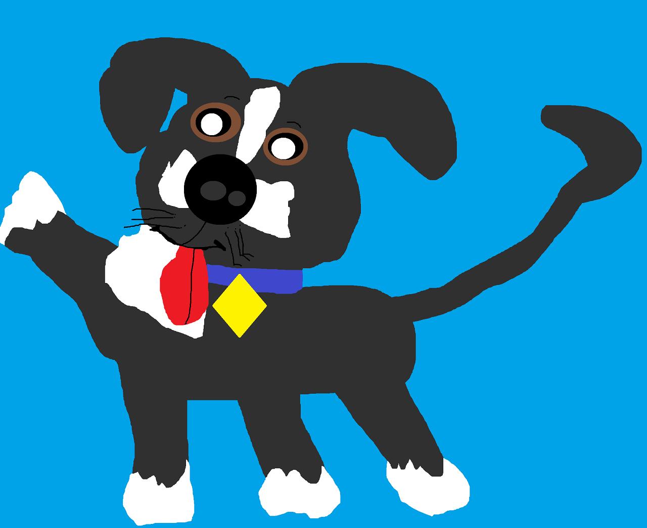 Rocko Puppy For Someone Offline by Falconlobo