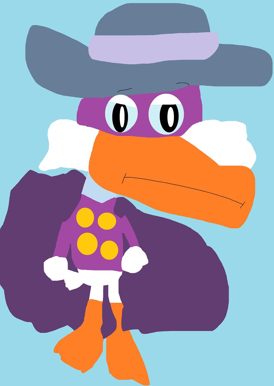 DW Duck by Falconlobo