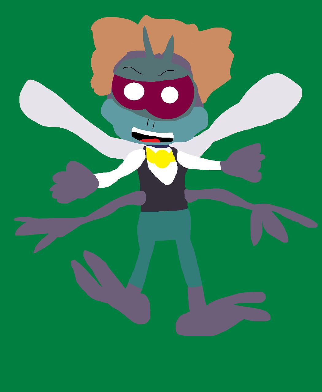 Baxter Stockfly Again by Falconlobo