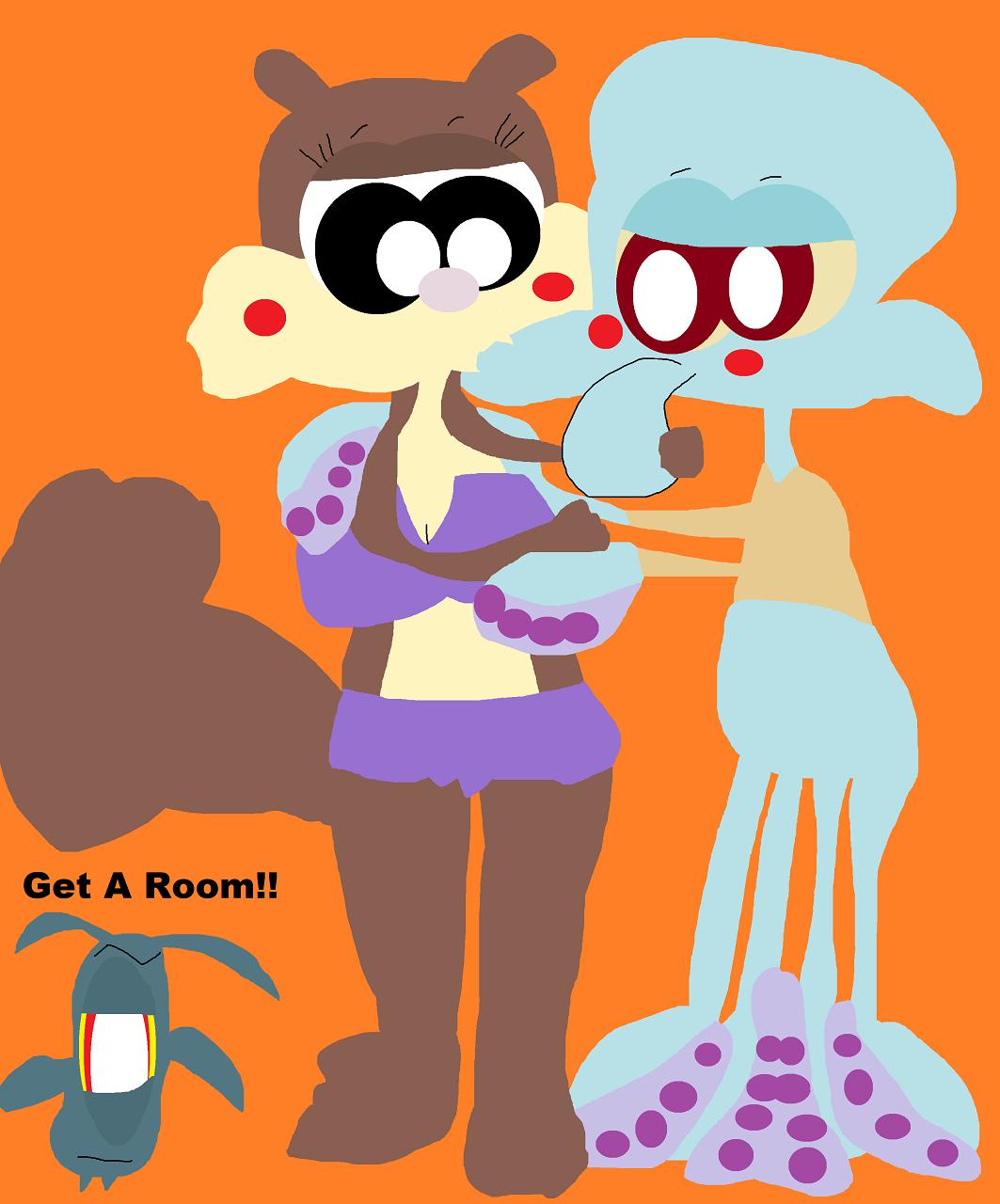 Just A Random Get A Room by Falconlobo