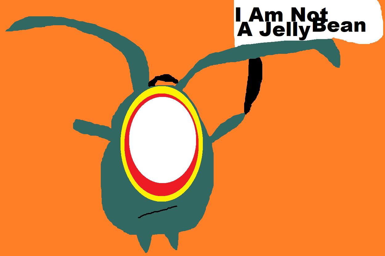 Plankton In Two Episodes Where He Was Eaten by Falconlobo