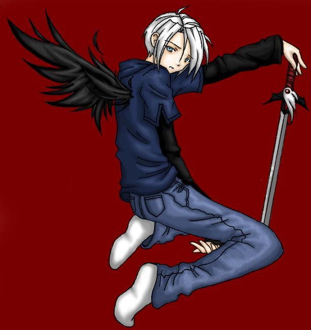 Broken Inside (Shiro) by Fallen_Angel_Shadow